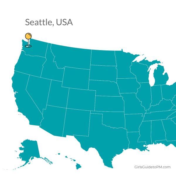 Mapa de Seattle