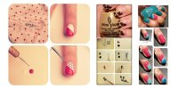 25 Best & Easy Nail Art Tutorials 2012 For Beginners ...