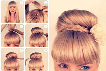 Cute And Easy Hairstyles For Picture Day Easy Casual Hairstyles