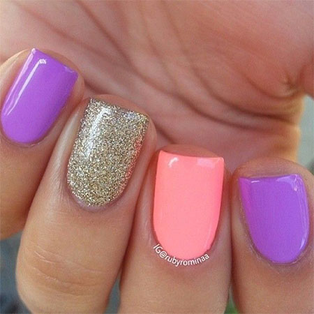 Enjoy The Ever Best Cute Acrylic Nail Designs