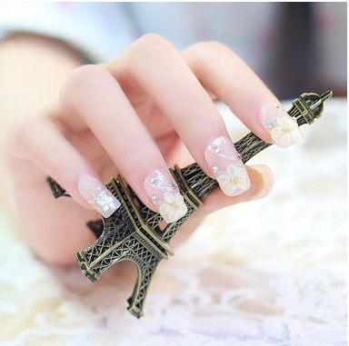 Latest Acrylic Nails Designs For Prom Nail Ideas