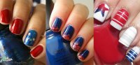 15 + Easy 4th Of July Nail Art Designs, Ideas & Trends