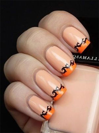 Fall Nail Art Design Ideas Easyday View Images