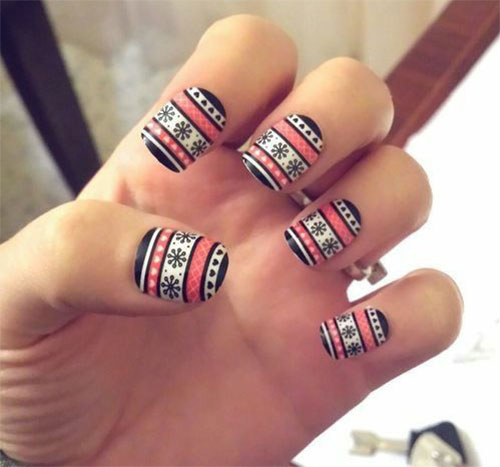 15 Winter Nail Art Designs Ideas Trends Stickers