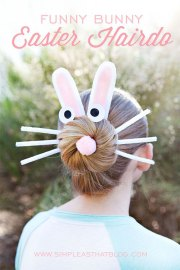 inspiring easter hairstyle ideas