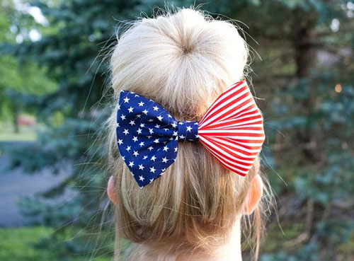 15 Best Fourth Of July Hairstyle Ideas For Girls 2015 4th Of