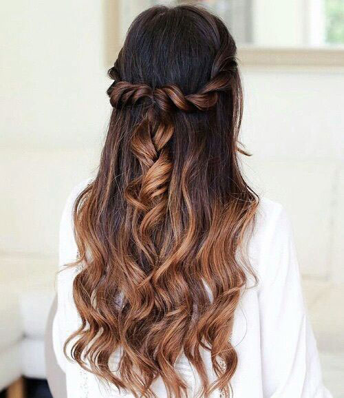 18 Latest Fall Autumn Hairstyle Trends & Ideas For Girls & Women