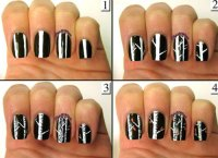 Easy, Simple & Step By Step Fall Nail Art Tutorials For