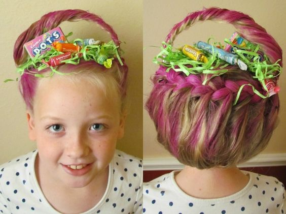 Easter Hairstyles 2016 For Kids Teens And Adults Girlshue