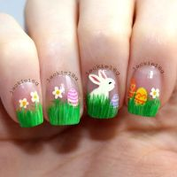 Easter Nail Art Ideas 2016 | Girlshue