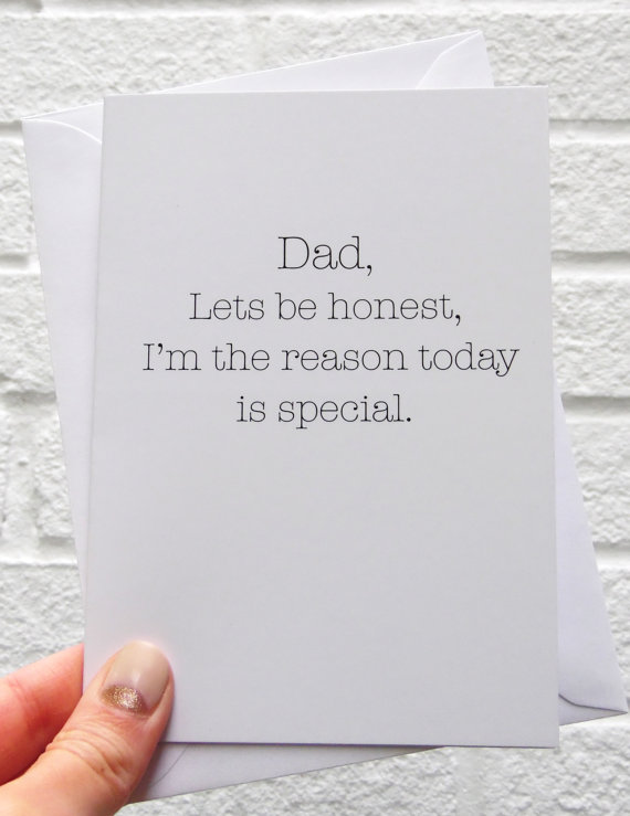 Funny And Creative Father's Day Cards For 2016 Girlshue