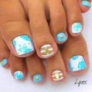 amazing and creative toe nail art