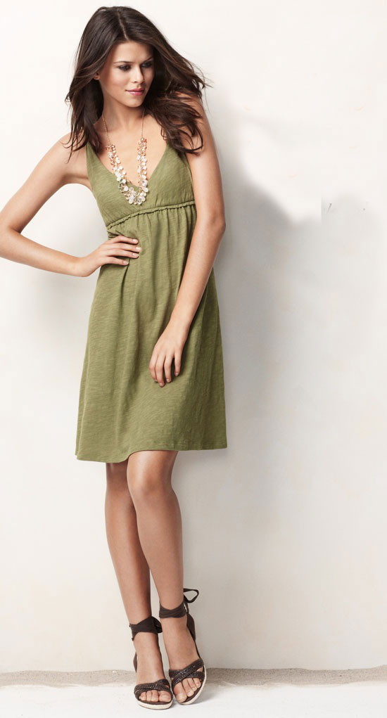20 Simple. Stylish & Trendy Summer Dresses & Outfit Ideas For Girls 2012 | Girlshue