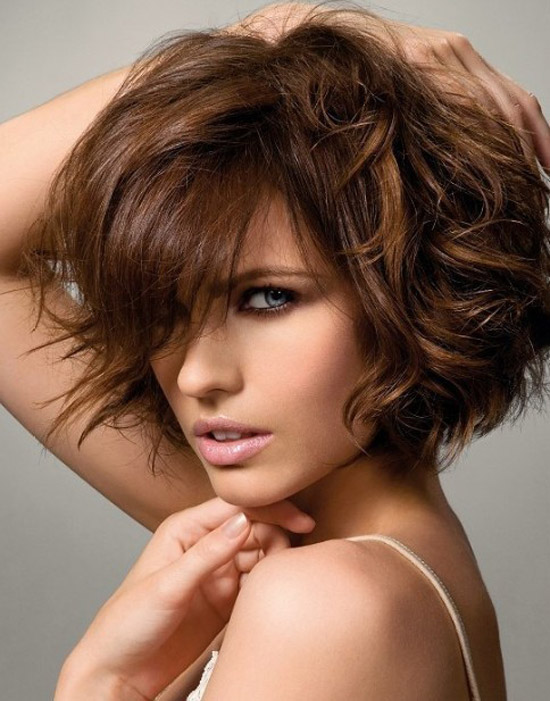 20 Best Cute Easy Simple Yet Cool Curly Hairstyles & Haircuts