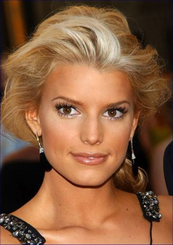 12 Pictures Of Jessica Simpson Short Hairstyles  Haircuts