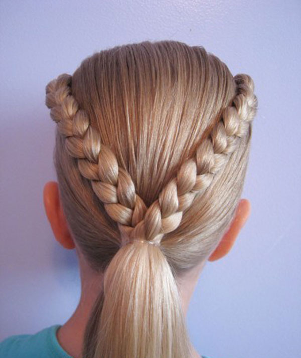Cool Fun & Unique Kids Braid Designs Simple & Best Braiding