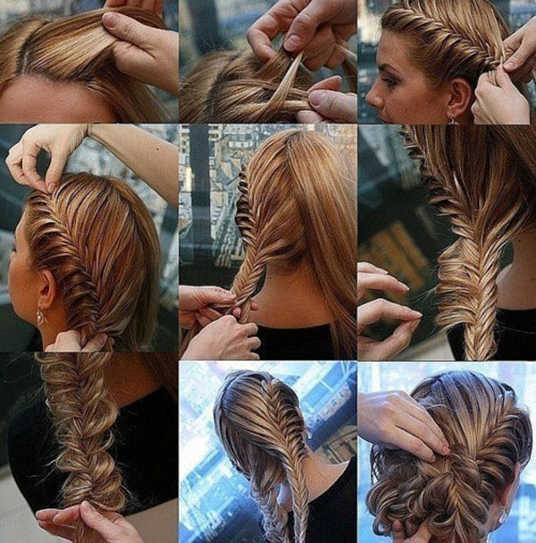 Cute Unique Braided Hairstyles Easy Casual Hairstyles For Long Hair