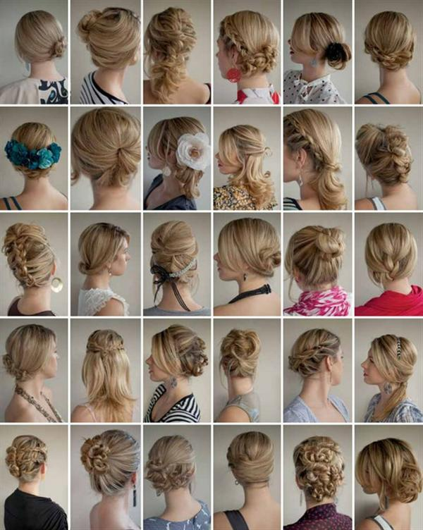 Awesome Cute & Inspiring Short Medium & Long Hair Styles For