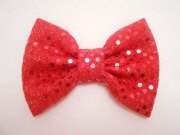 awesome christmas hair bows