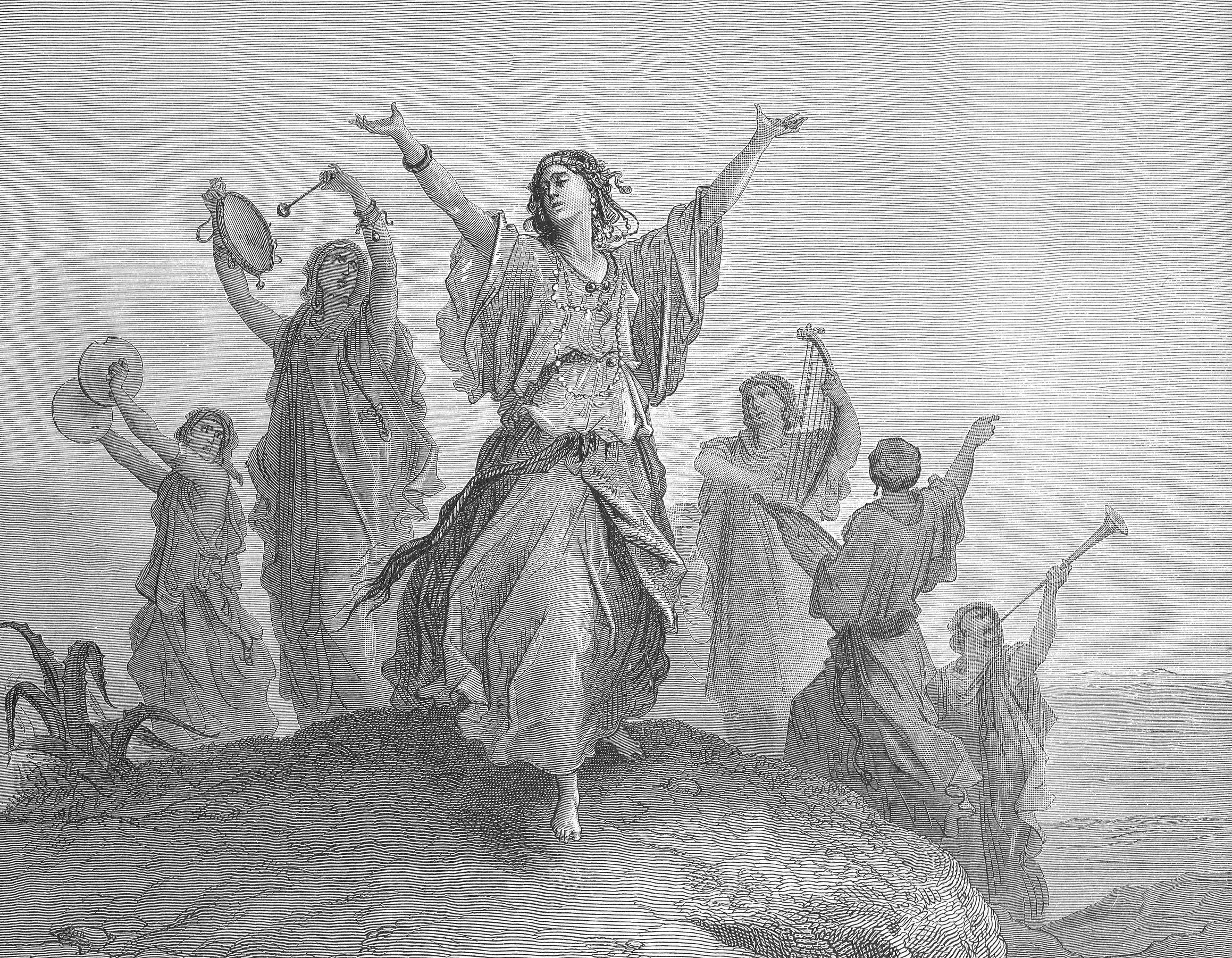 image of Jephthah's Daughter