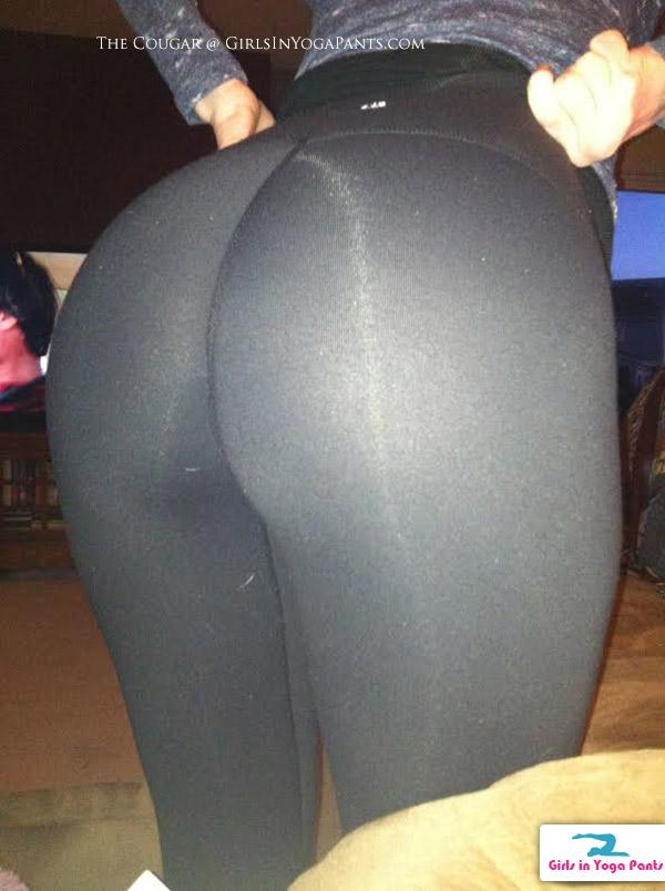 MegaPost 48 Pics Of The Cougar In Yoga Pants Bookmark