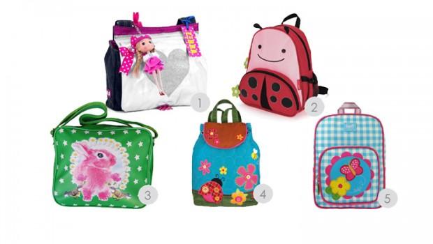 Top 5 tassen voor meisjes l Hippe en gave meisjestassen
