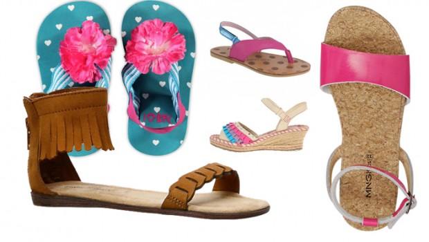 zomerschoenen voor meisjes l Hippe meisjesschoenen