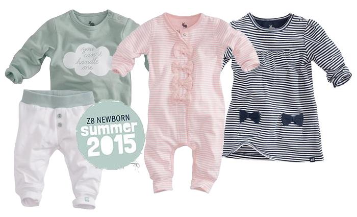 Sportieve Z8 babykleding nieuwe collectie 2015
