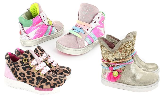 Shoesme schoenen voor meisjes  Girlslabel