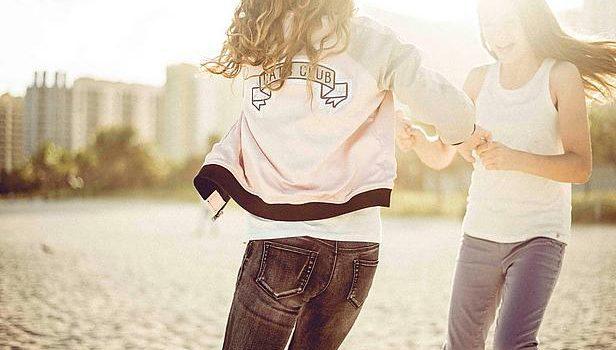Zomer mode voor meisjes  De leukste zomerkleding gespot