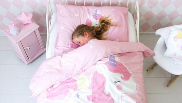 Unicorn slaapkamer voor meisjes  Meisjes slaapkamer
