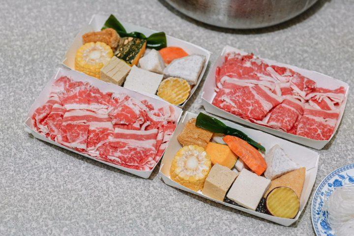 肉多多外帶:一人送三份肉根本是肉食天堂,吃肉補肉肉無肉不歡,就是爽! / 台北火鍋外帶 @女子的休假計劃