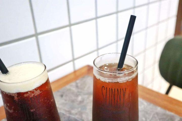 【板橋早午餐】清澄Clearly:沐浴日光裡的清新時光 /板橋不限時餐廳 @女子的休假計劃