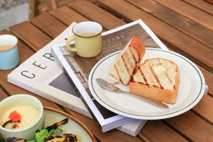 【台中早午餐】home home 回家真好:框架外的圓有著如家般的溫暖畫面 /台中網美餐廳 @女子的休假計劃