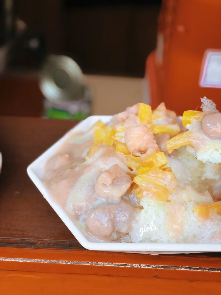 【土城美食】土城芒果冰大王:只開夏天,土城在地20年冰店。 @女子的休假計劃