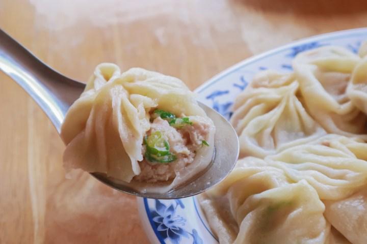 【宜蘭市美食】正好鮮肉小籠包:宜蘭最強會爆汁的小籠湯包,在地排隊美食名店。 @女子的休假計劃