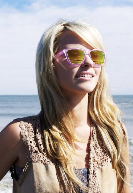 Nectar Amethyst Sunglasses