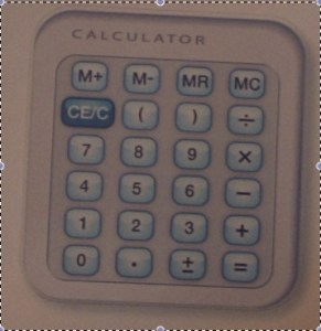 dot Paper 'calculator'