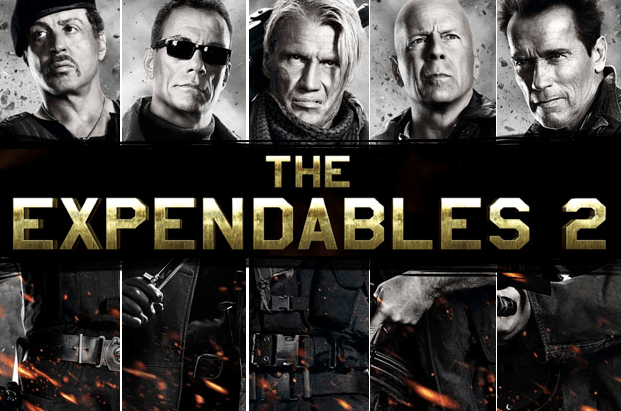 The Expendables 2 – Getting a whole lot of bang for your buck!