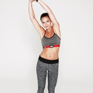 MyZone Bra and fitness tracker