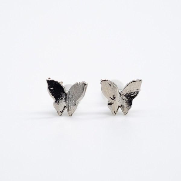 ORS-014 vlinder zilver oorstekers