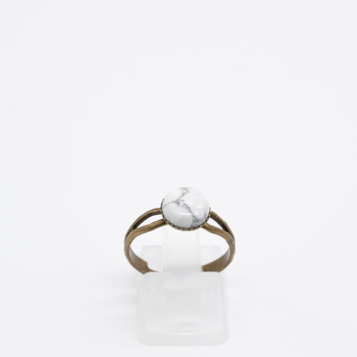RNG-020 howliet ring brons kopen