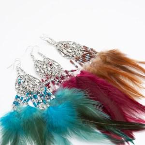 ibiza bohemian oorbellen kopen veer online webshop