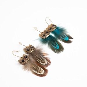 ibiza oorbellen uiltjes kopen online webshop