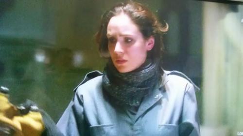 Amber Goldfarb as Jaye on Helix