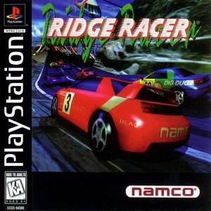 Ridge Racer PlayStation