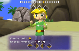 Wind Waker Link Conducting