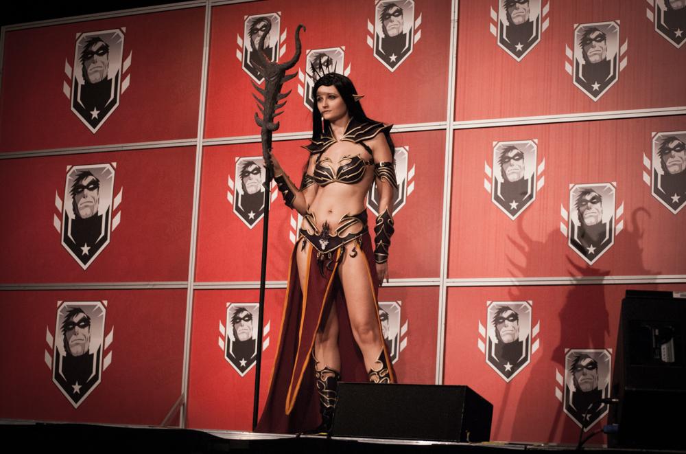 Montreal Comiccon 2014