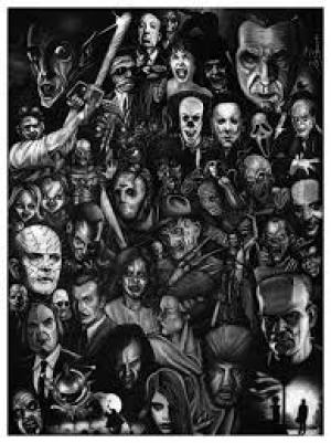 Horror - Image by Ted Bracewell