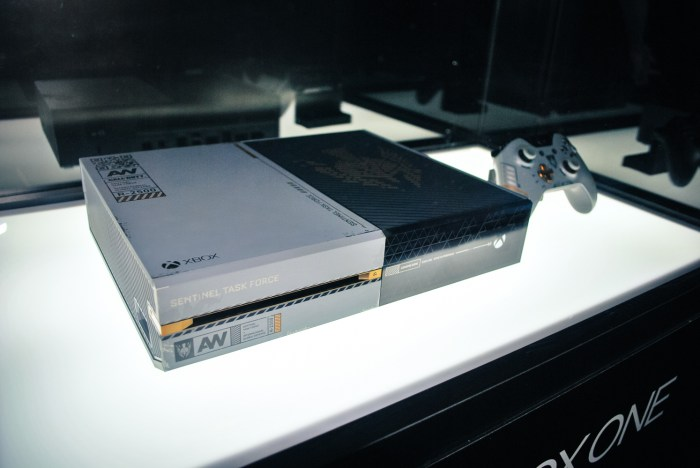 Call Of Duty: Advance Warefare Limited Edition Xbox One
